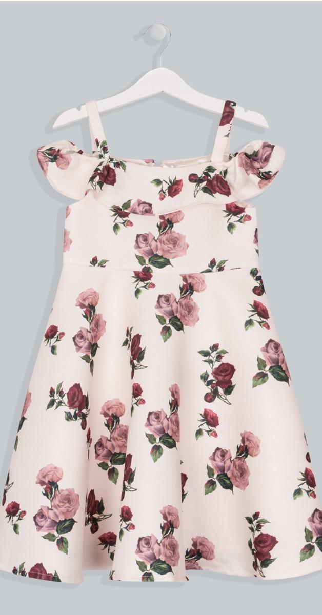Vintage Retro Kleid - Mariana Girls Dress
