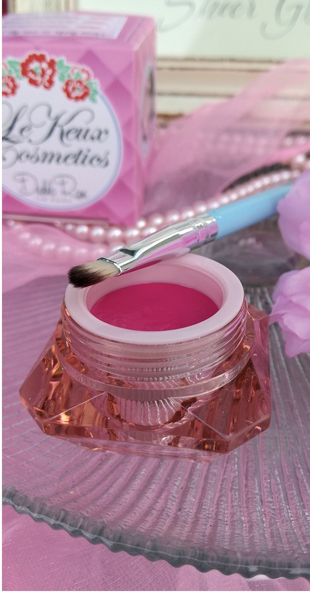 Vintage Make Up - Diablo Rose Lip Paint