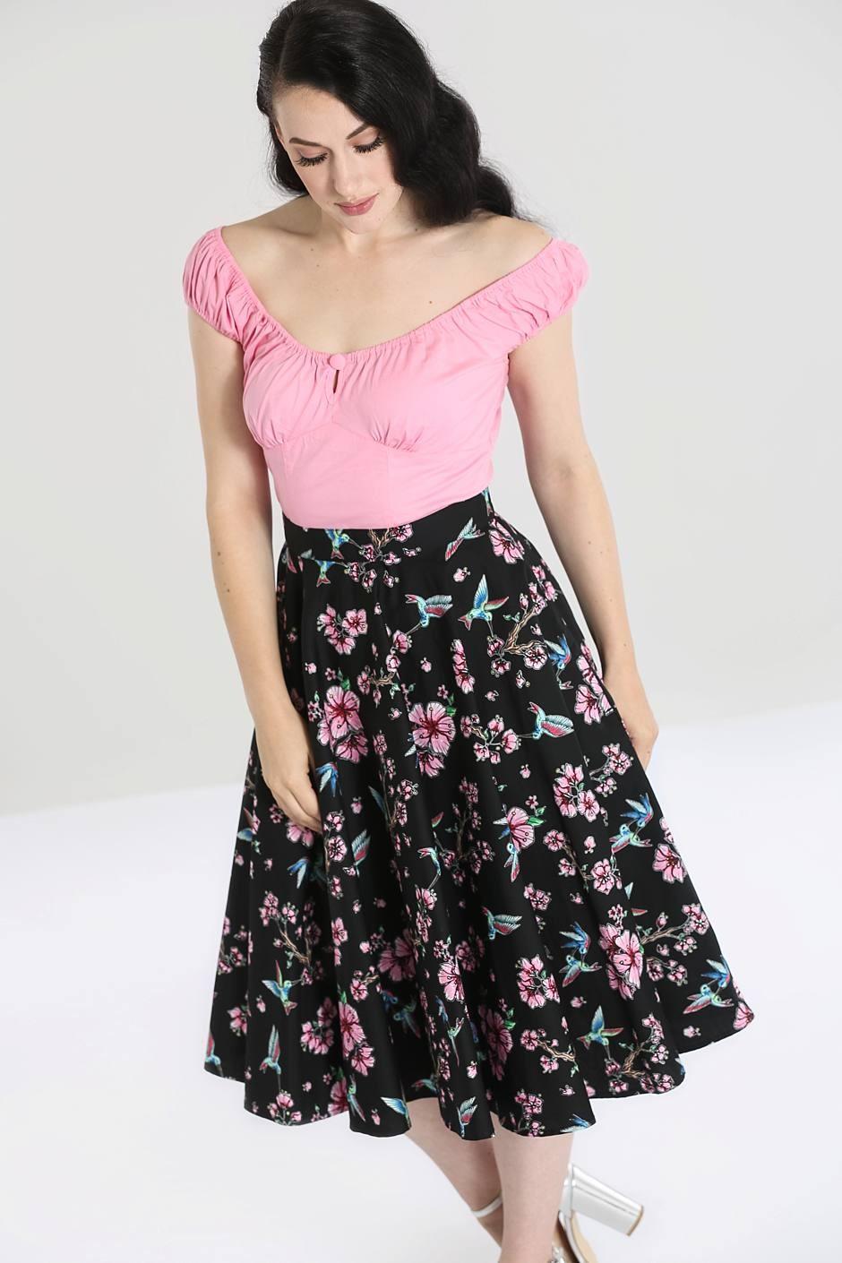 Madison 50`S Skirt