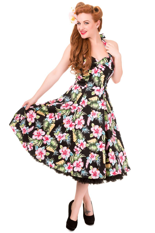 Banned Kleid Hawaii
