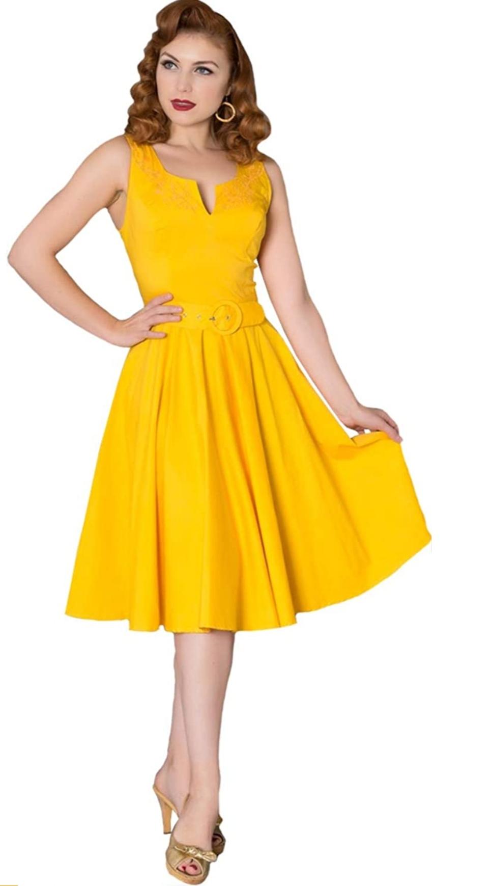 Samantha Swing- Dress