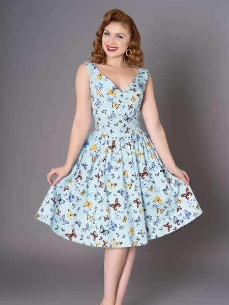 Macy Dress Butterfly