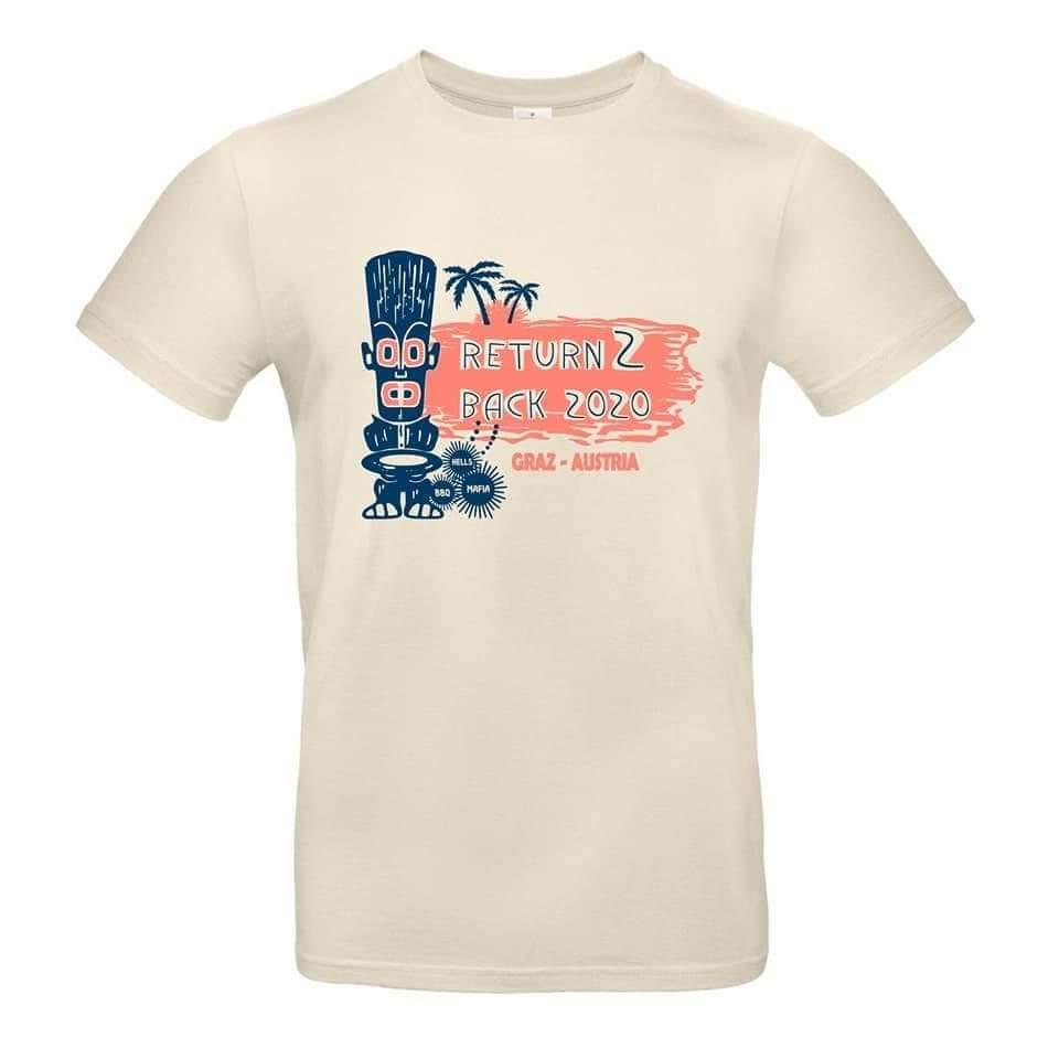 Return 2 Back T- Shirt