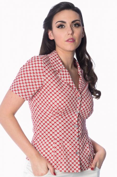 Ditsy Daisy Shirt