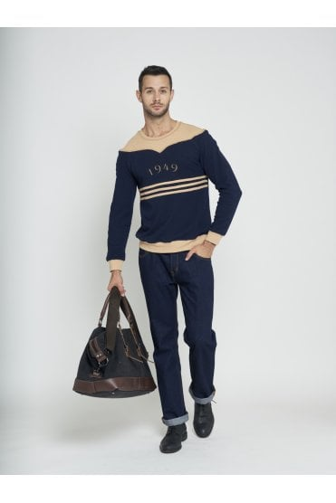 Tommy 1949 Stripe Pullover