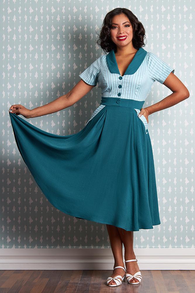 Maud-Swing Dress