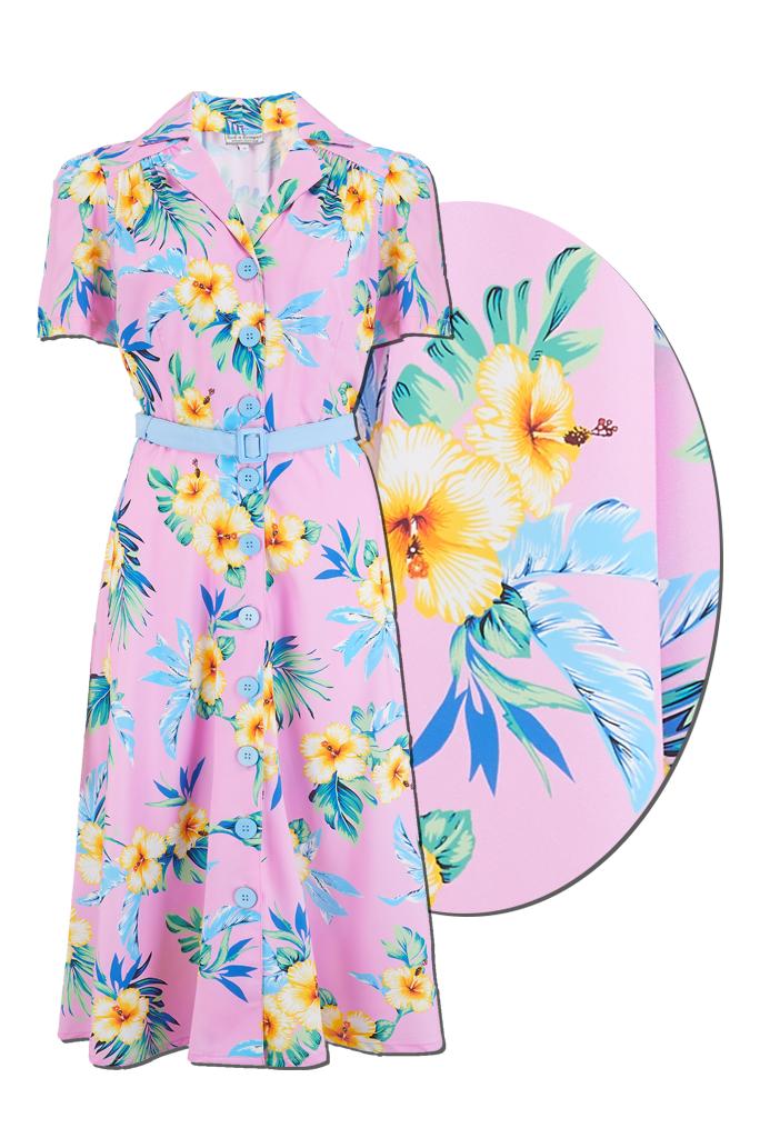 Charlene Shirtwaister Dress