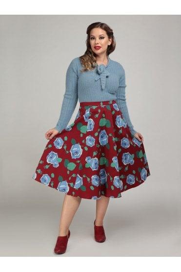 Matilde Large-Bloom-Swingskirt