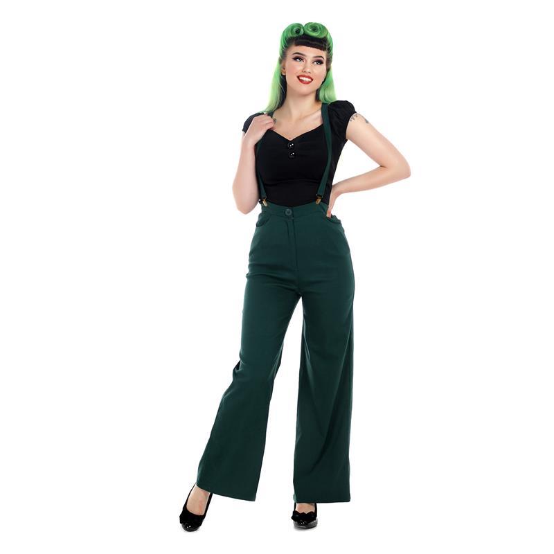 Glinda Plain Green