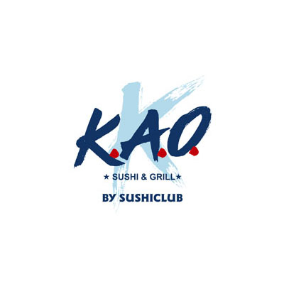Kao-by-SushiClub-Logo