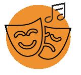 Icon for Arts & Culture
