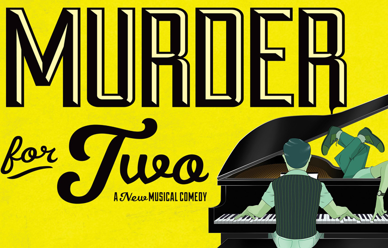 Murder for Two A New Musical Comedy