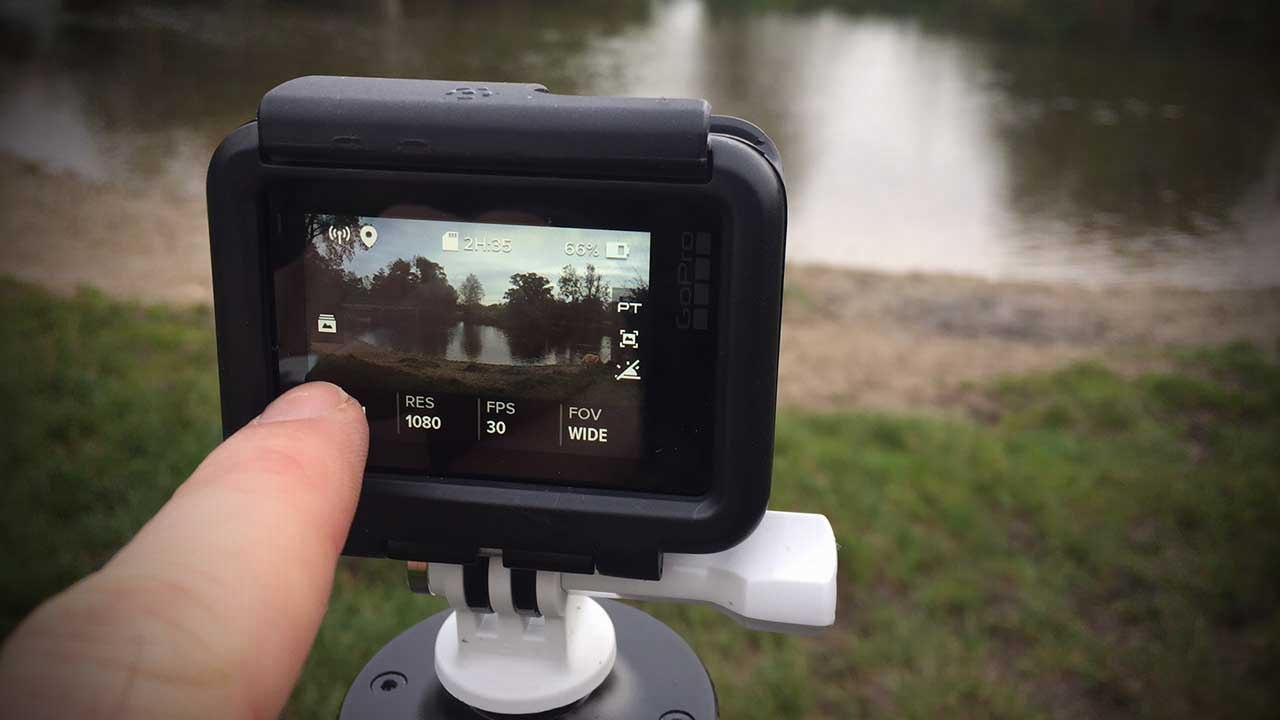 video da gopro su ipad