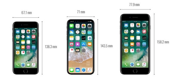 iPhone 8, iPhone 7s Plus và iPhone 7s