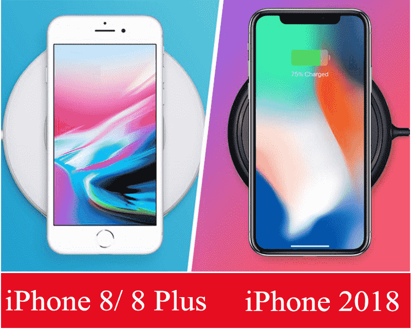 So sánh iPhone 2018 với iPhone 8/8 Plus