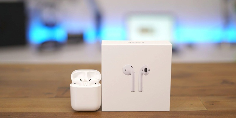 reset tai nghe AirPods 2