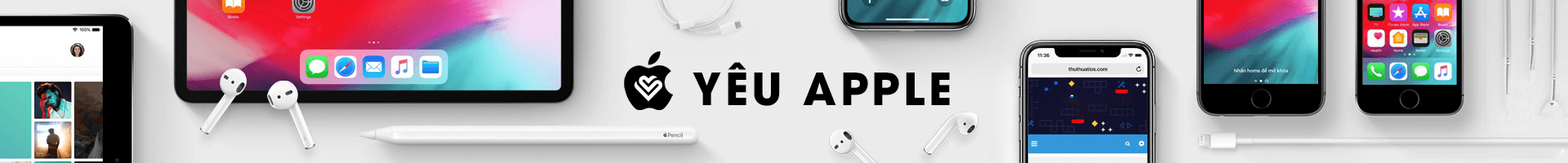 Yêu Apple