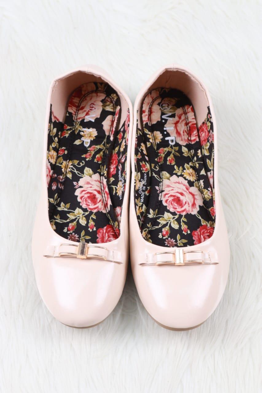 Flat Dolly shoe