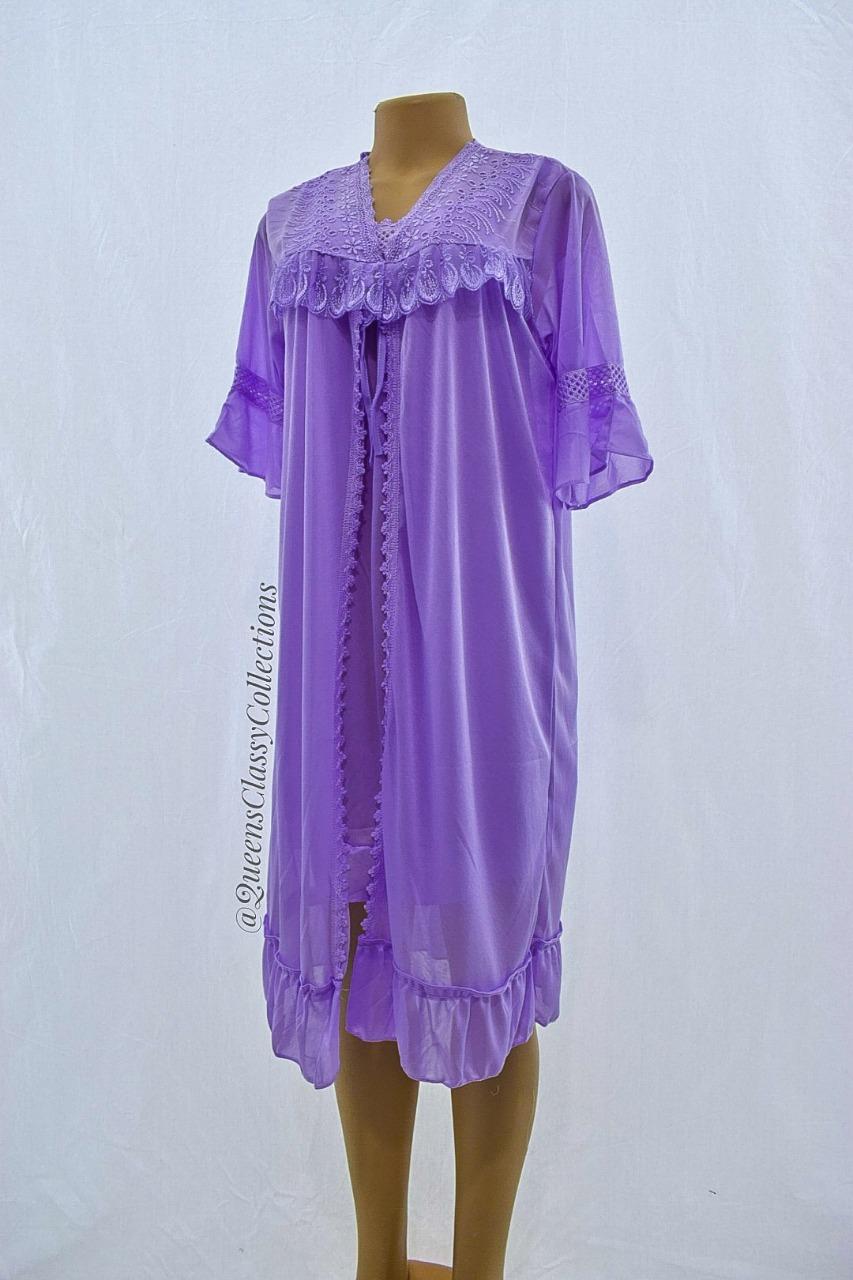 Two piece night dress