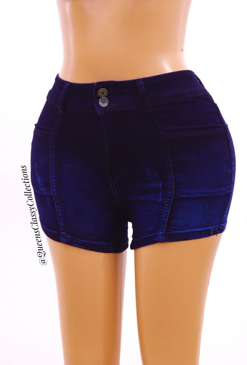 Plain Sexy Booty Short
