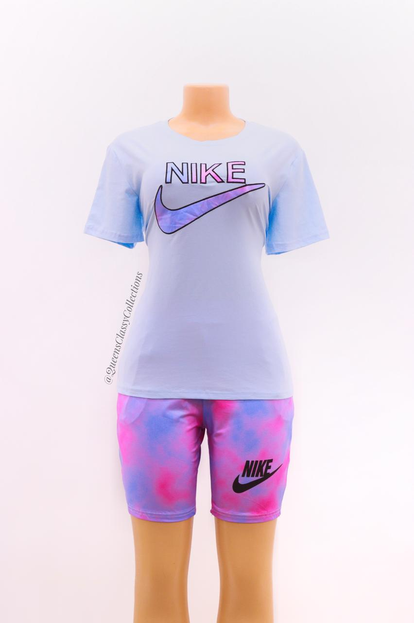 Nike short 2-piece