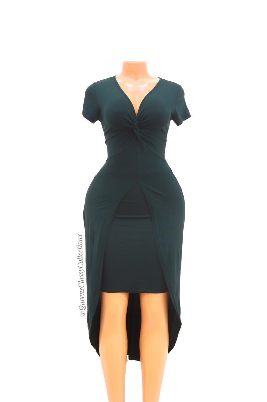 Flirty cover up dress