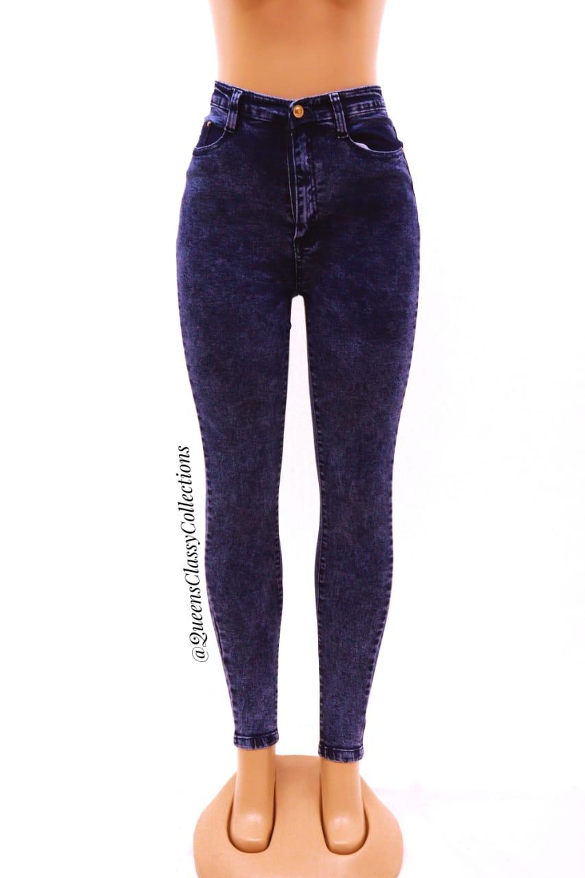 Laker High waist Jeans