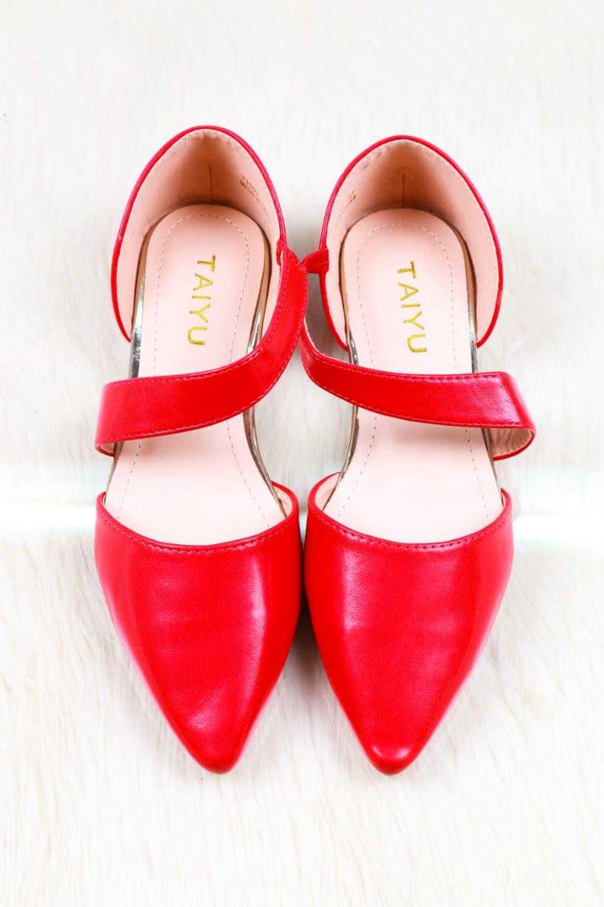Single Strap dolly shoe