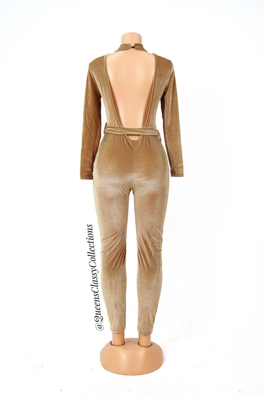 Cortex bareback jumpsuit