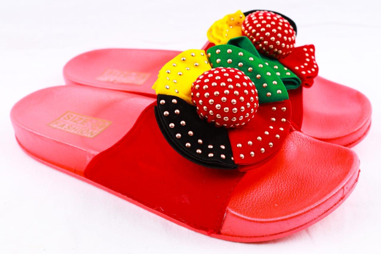 Apple sandal