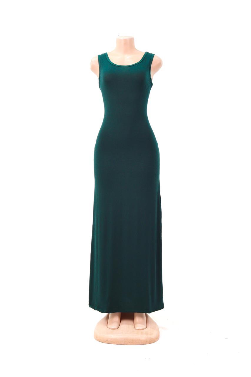 Vest maxi dresses