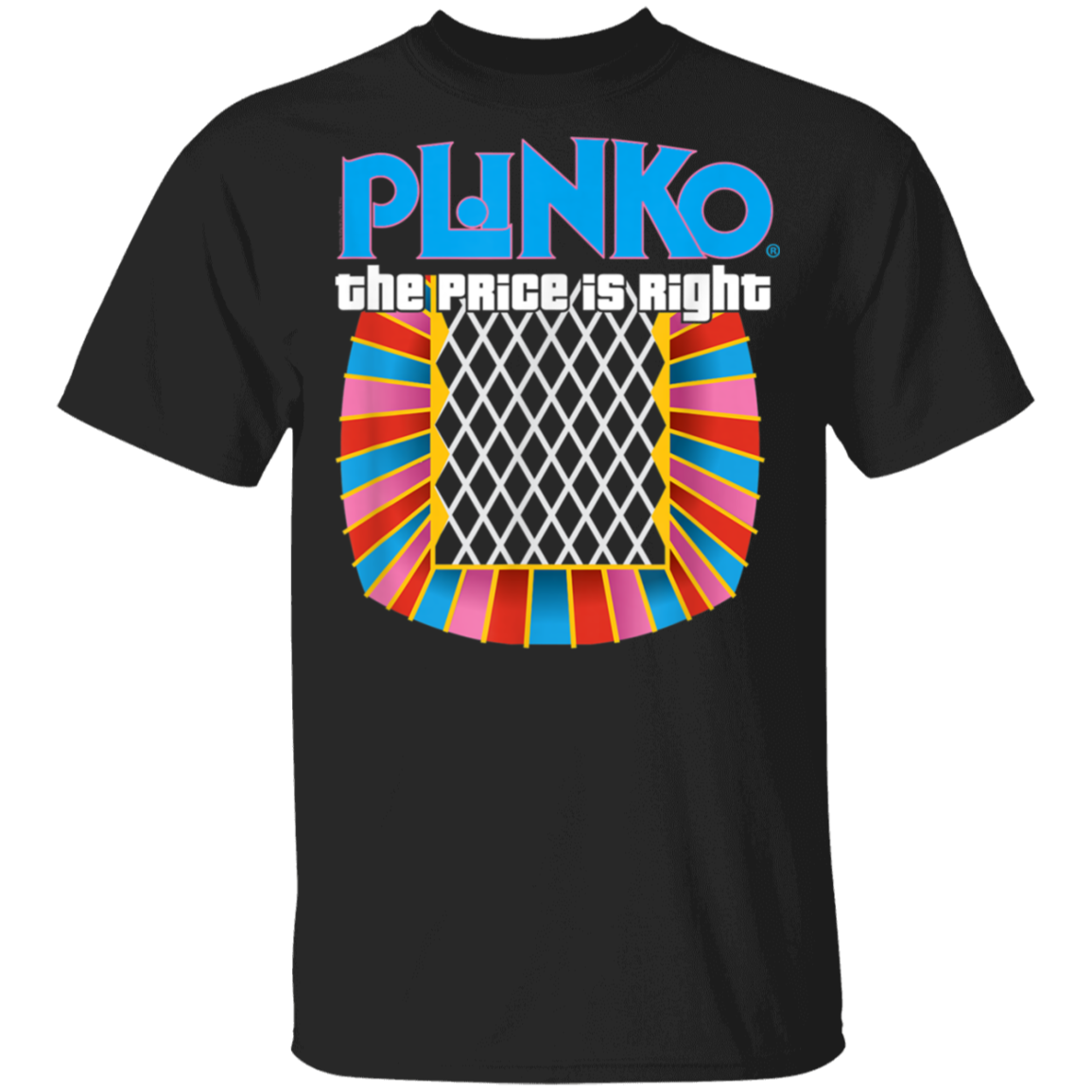 Price is Right Plinko  Details about The Price Is Right  Plinko Tv Fan shirt Hoodie Shirt