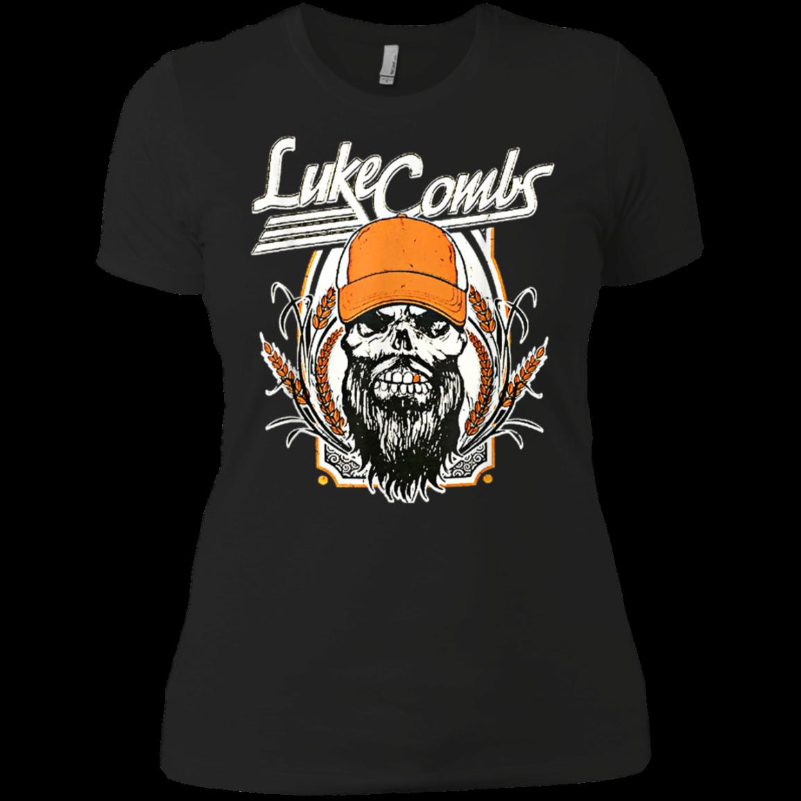 One Number Luke Away Combs Cool shirt Ladies' Boyfriend