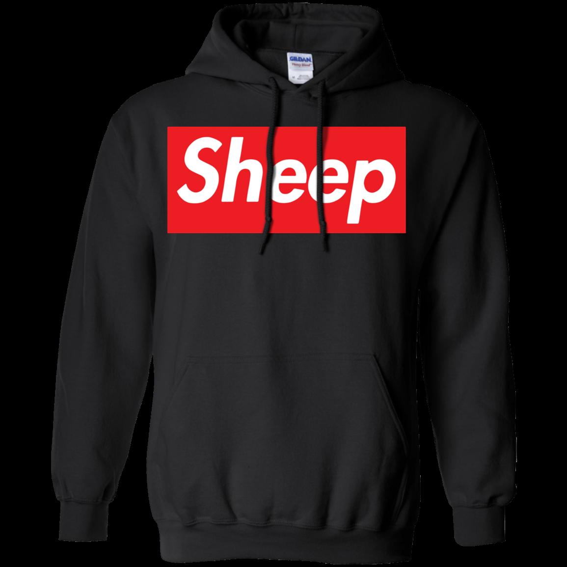 Sheep Supreme t shirt Hoodie
