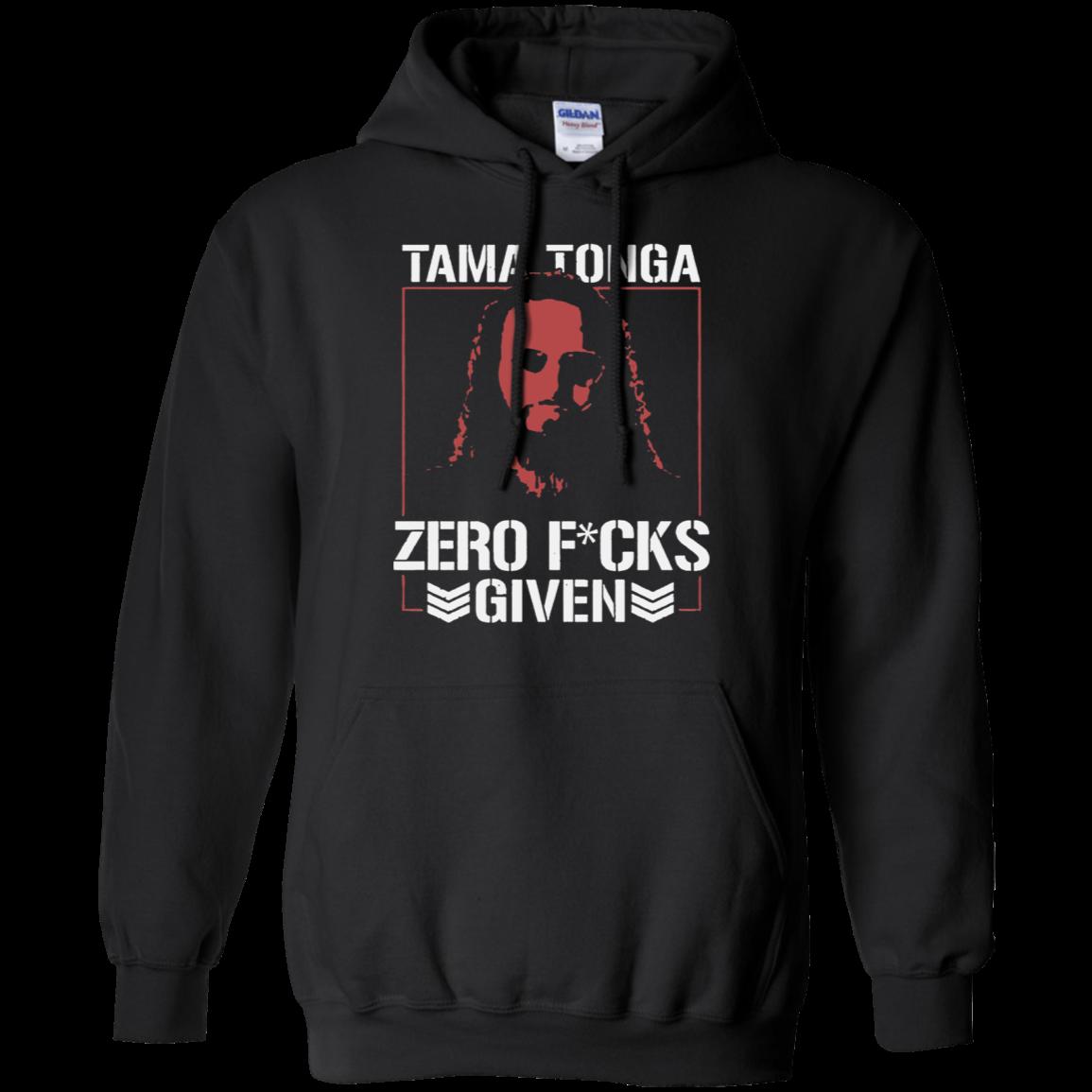 Tama Tonga Zero F#cks Given shirt Hoodie