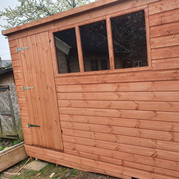 Tool Shed Pent A