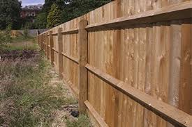 Timber Posts - Pressure Treated - Brown