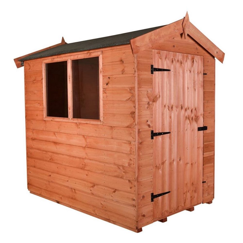 Wooden Garden Tool Shed - Apex J