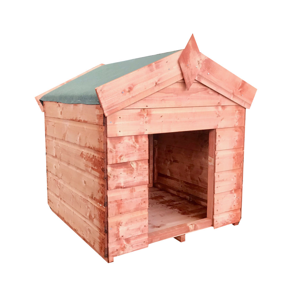 32in x 32in Wooden Pet Kennel - Apex One Size
