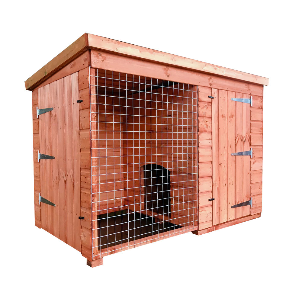 Wooden Pet House - Run / Hutch / Coop