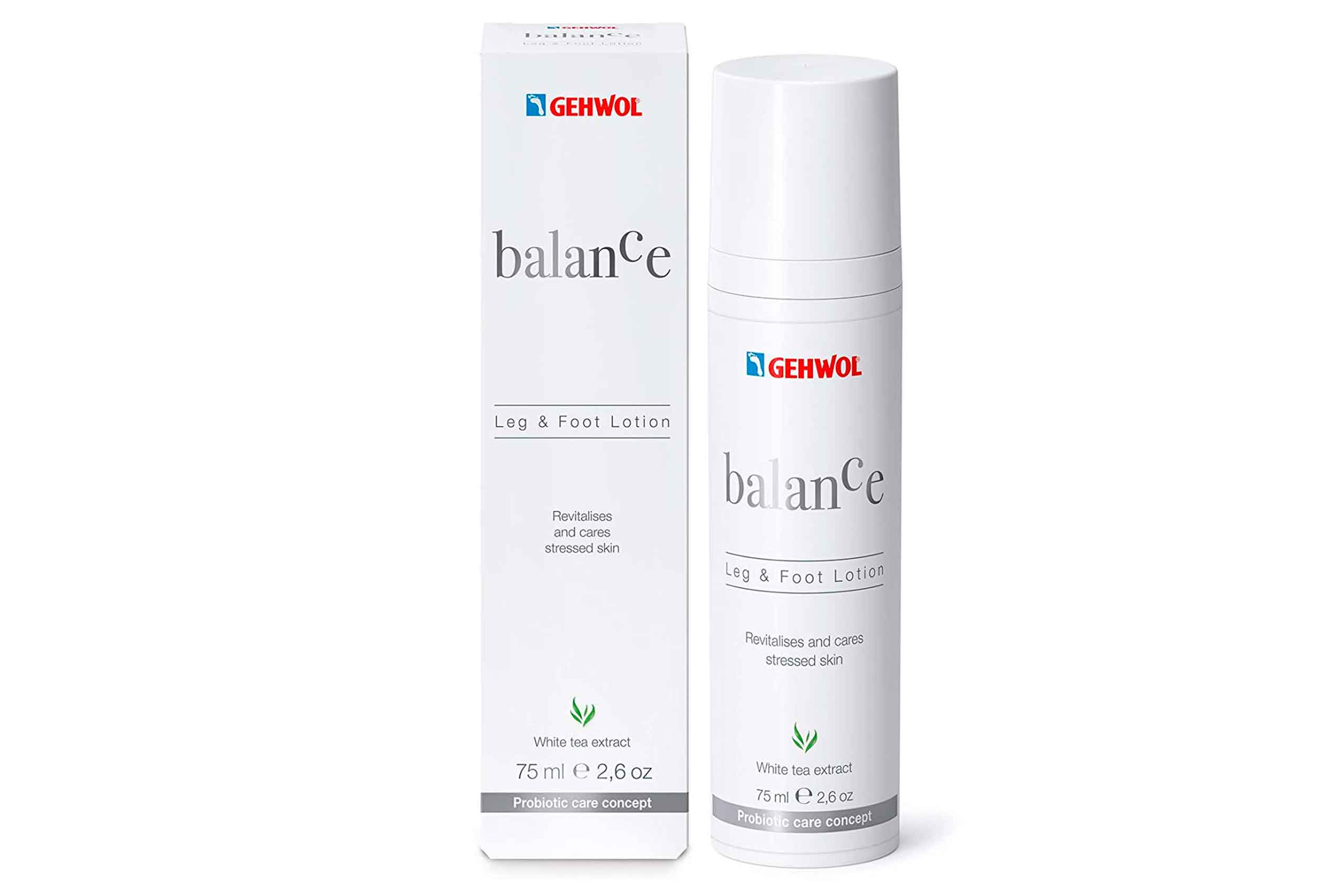 Gehwol Balance Leg & Foot Lotion 75 ML