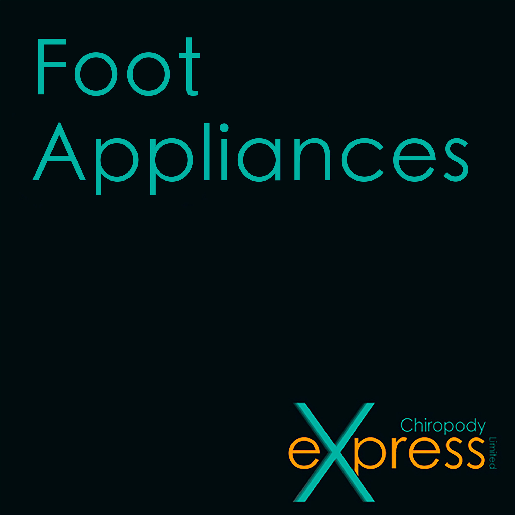 Foot Appliances