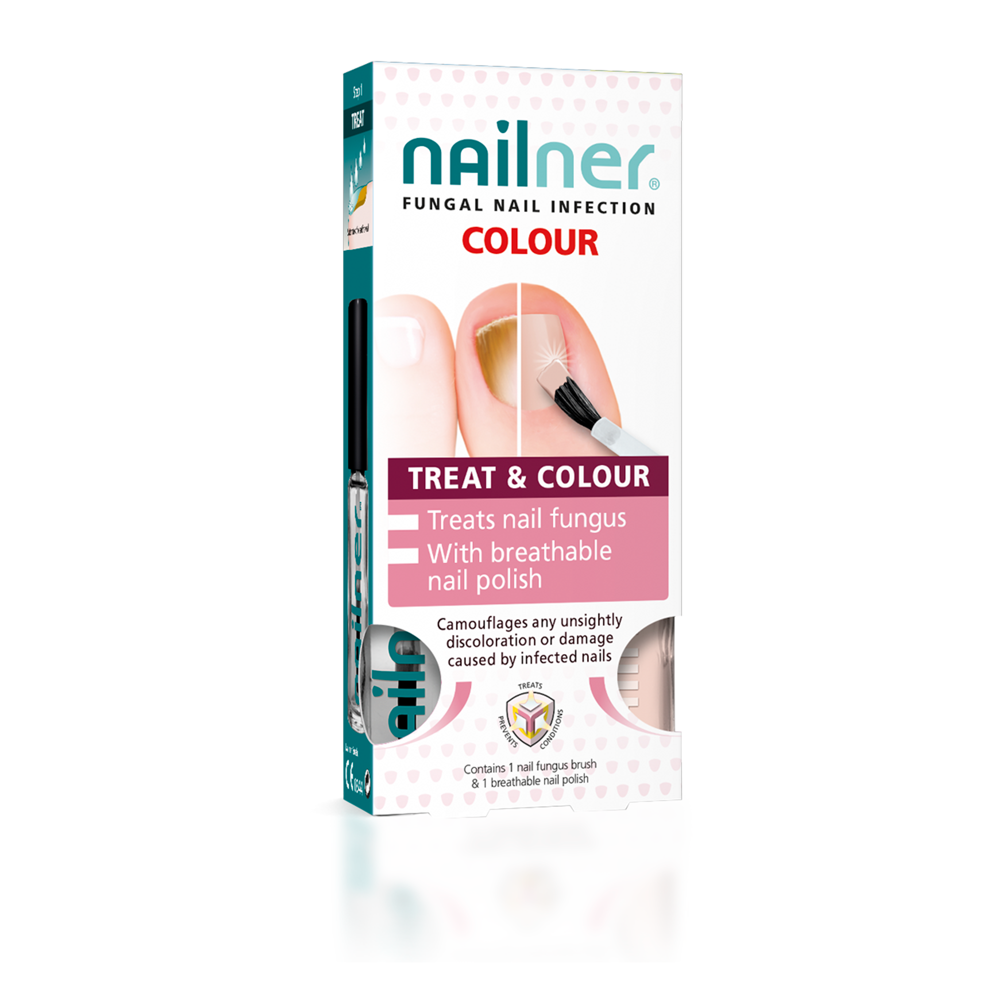 Nailner Breathable Nail Polish