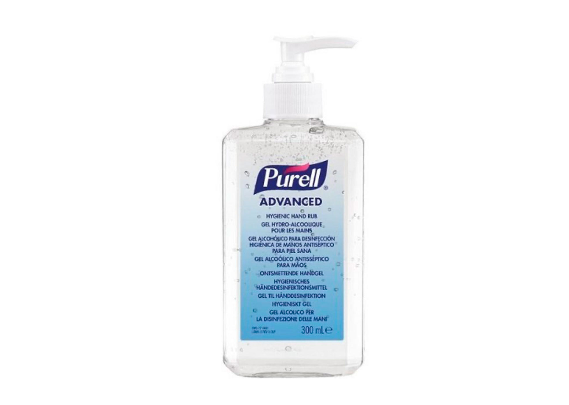Purell Advanced Hand Sanitisers