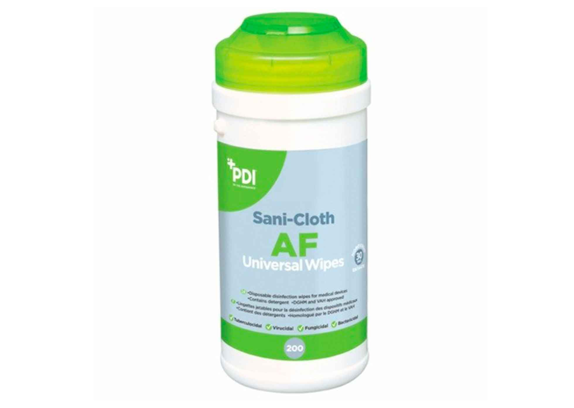PDI Sani Cloth Universal Wipes Tub of 200 - Similar to Clinell - PPE
