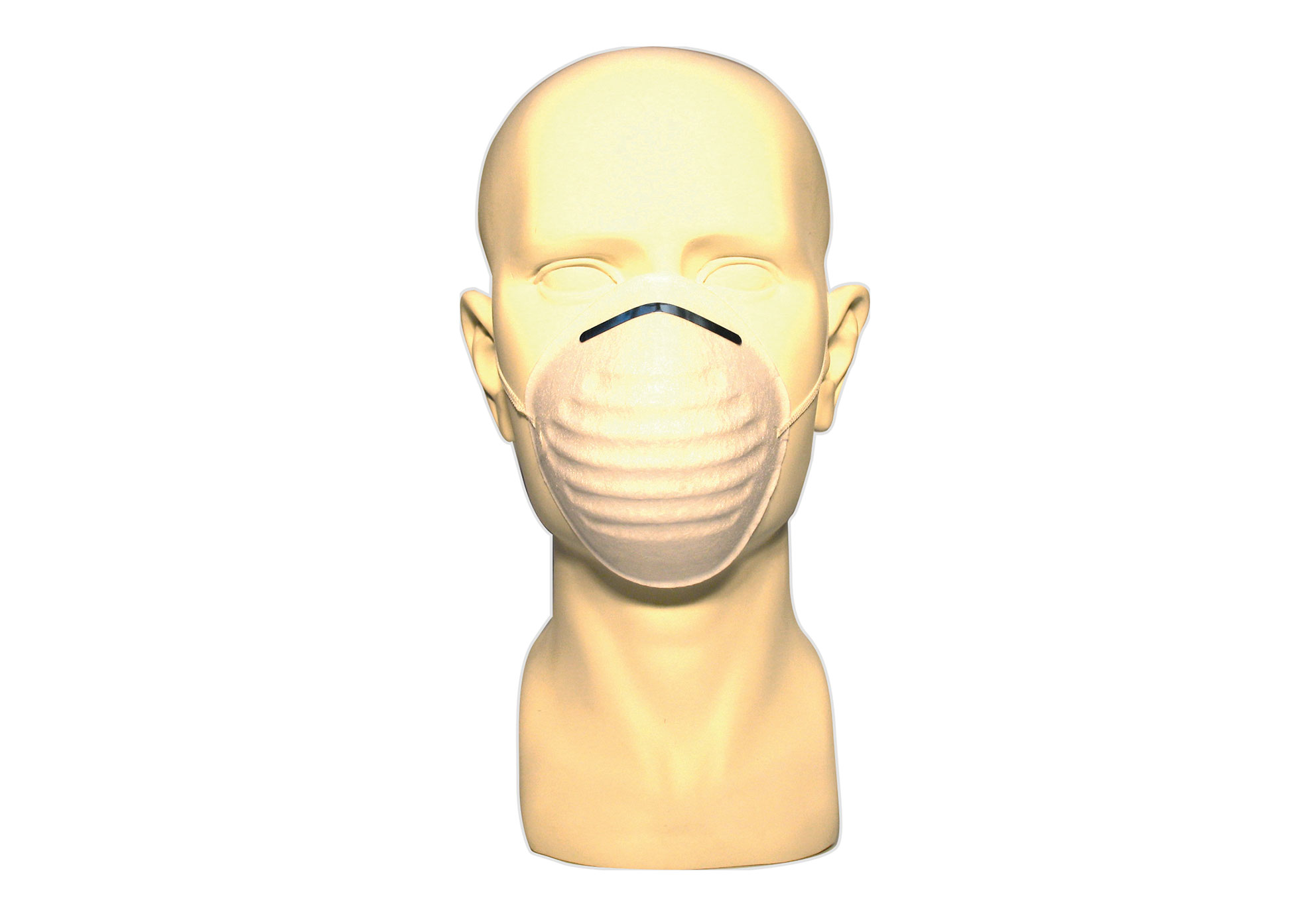 Moulded Fibre Mask - Box of 50 - Face Masks / Masks