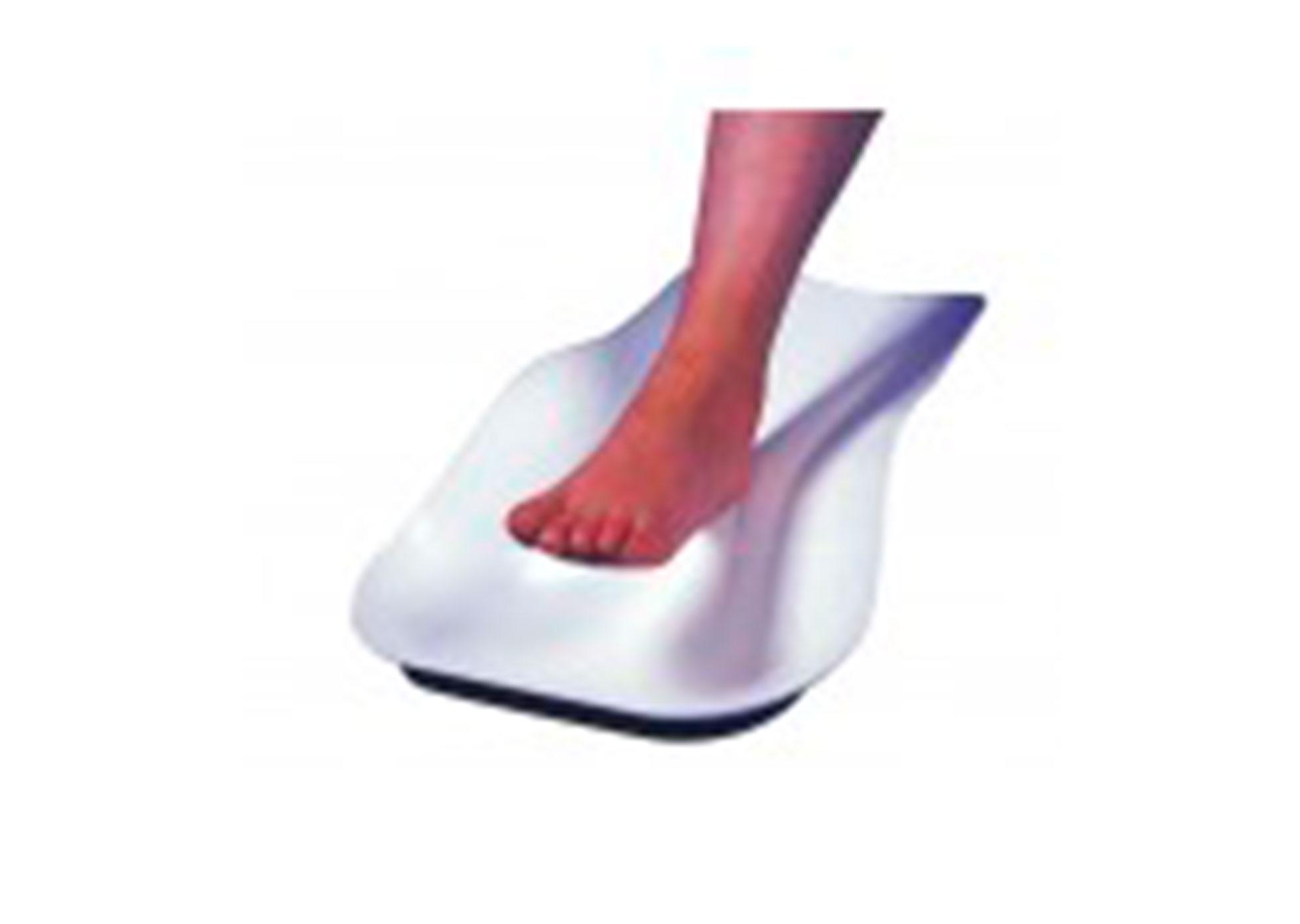 foot tray