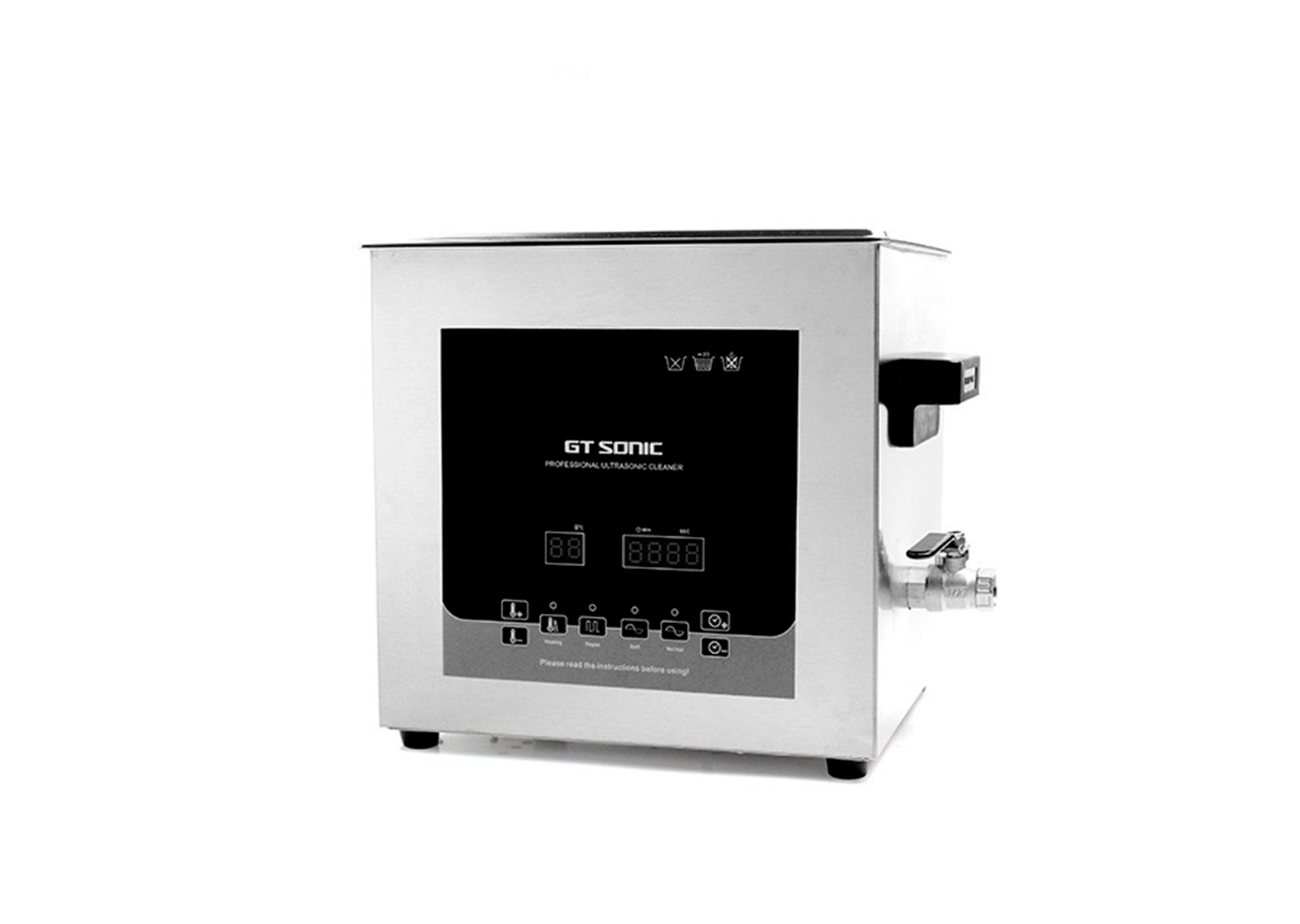 Ultrasonic Cleaners - GT3 Litre Ultrasonic