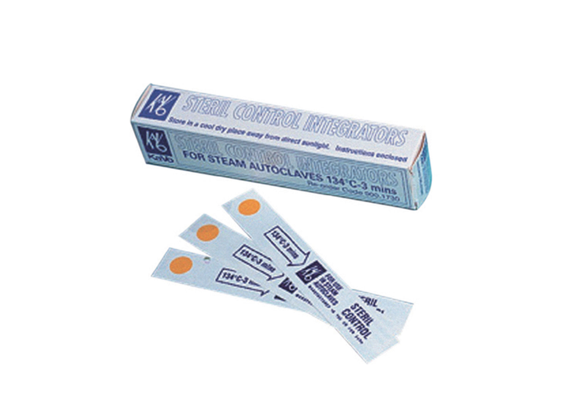 Podiaclave Accessories - Test Strips - Box 100