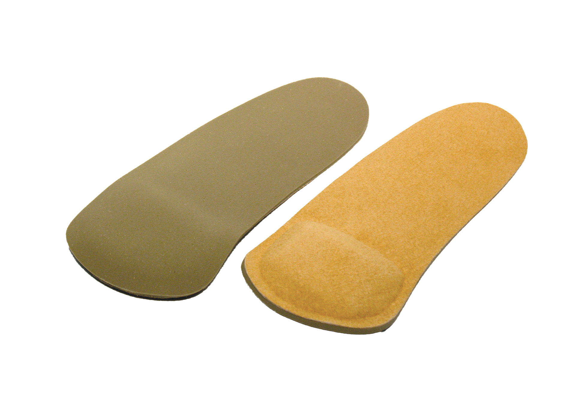 Haplabase Orthotic - Foot Supports - Model 406 - Per Pair - Metatarsal Pads - Womens 3 - 5